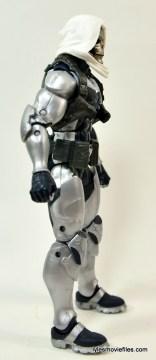 Marvel Legends Taskmaster figure -right side