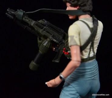NECA Aliens Ellen Ripley figure - gun side 2