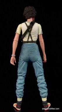 NECA Aliens Ellen Ripley figure - rear