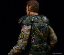 NECA Aliens Sgt Craig Windrix figure -body armor left detail