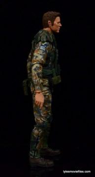NECA Aliens Sgt Craig Windrix figure -right side