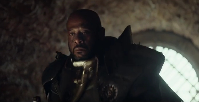 ROGUE ONE A STAR WARS STORY - Forest Whitaker