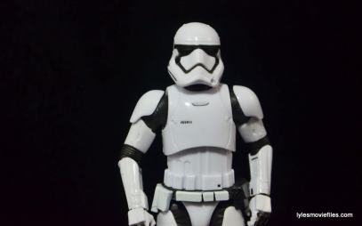 Star Wars The Force Awakens - The Black Series Stormtrooper review -wide shot-min