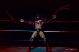 WWE Elite 41 Finn Balor - leaning on the ropes