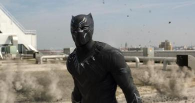 First look at Black Panther movie set