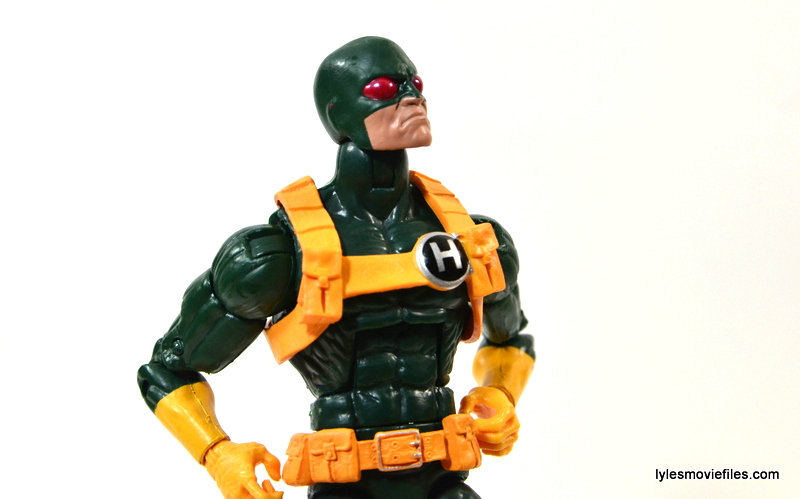 Captain America Hydra Soldier - looking up