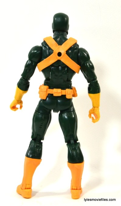 Captain America Hydra Soldier - rear