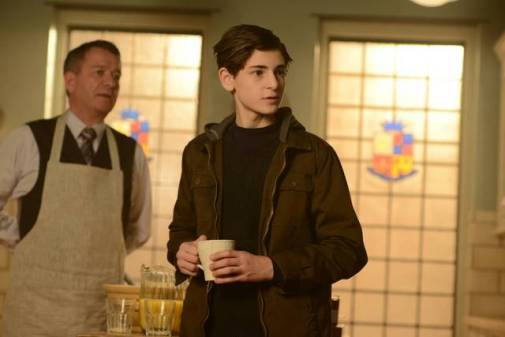 Gotham_Into the Woods - review - Alfred and Bruce