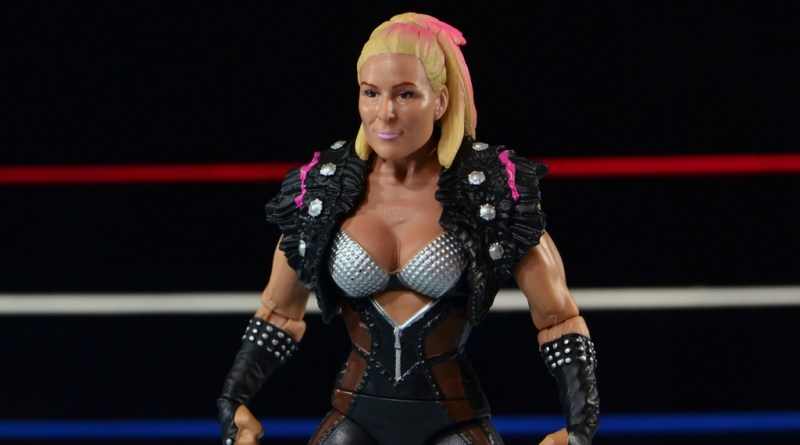 WWE Natalya figure review - main pic