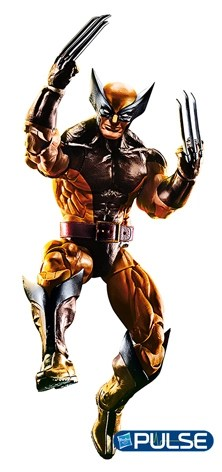Wolverine BAF Juggernaut wave full