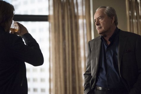 POWERS BOOTHE in Agents of SHIELD