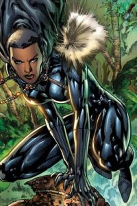 black panther shuri marvel comics