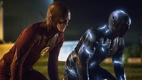 the flash the race of his life - flash vs zoom