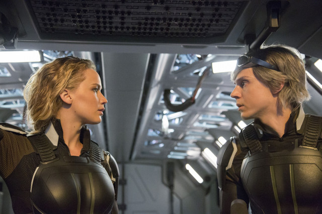 X-MEN: APOCALYPSE jennifer-lawrence-and-evan-peters
