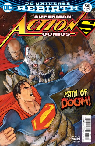 Action Comics issue 958 cover