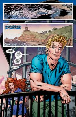 Aquaman issue 1 review pg_1