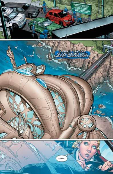 Aquaman issue 1 review pg_4