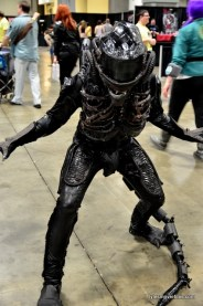 Awesome Con 2016 cosplay - Aliens Xenomorph