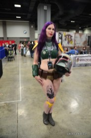 Awesome Con 2016 cosplay - Boba Fett