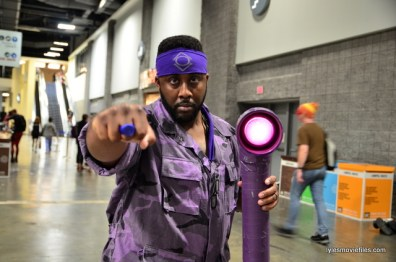 Awesome Con 2016 cosplay - John Stewart as Indigo Lantern