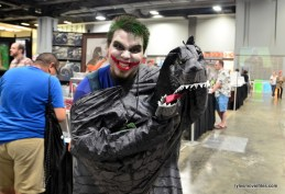Awesome Con 2016 cosplay - Joker dragon