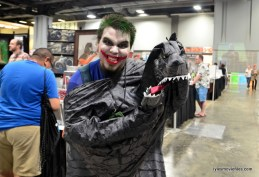Awesome Con 2016 cosplay - Joker dragon