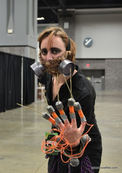 Awesome Con 2016 cosplay - Scarecrow
