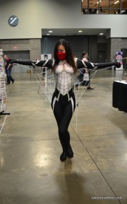 Awesome Con 2016 cosplay - Silk