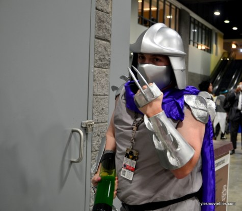 Awesome Con 2016 cosplay - TMNT Shredder