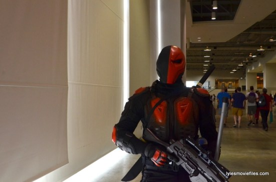 Awesome Con cosplay Day 2 -Arrow Slade