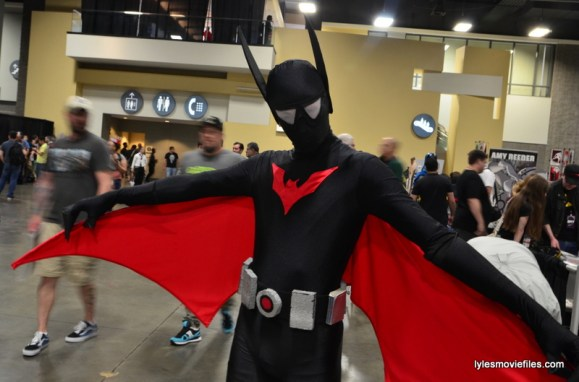 Awesome Con cosplay Day 2 -Batman Beyond