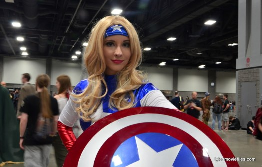Awesome Con cosplay Day 2 -Captain America