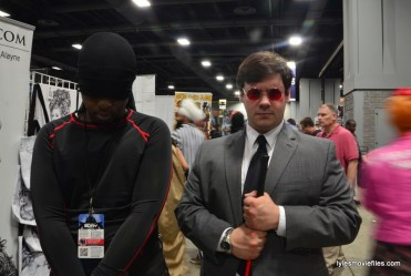 Awesome Con cosplay Day 2 -Daredevil and Matt Murdock