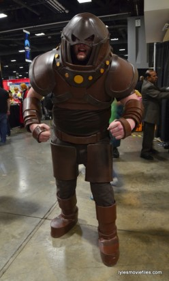 Awesome Con cosplay Day 2 - Juggernaut