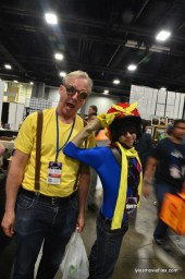 Awesome Con cosplay Day 2 -Minion and