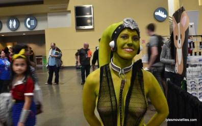Awesome Con cosplay Day 2 -Return of the Jedi Oola
