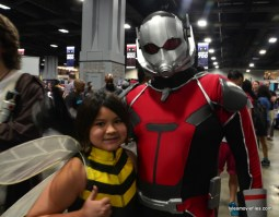 Awesome Con cosplay Day 2 -Wasp and Ant-Man