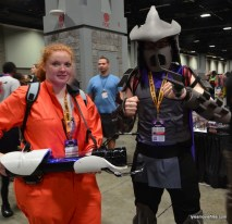 Awesome Con cosplay Day 2 - and Shredder