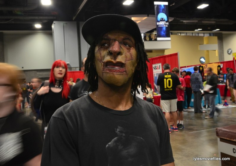 Awesome Con cosplay Day 2 -masked man