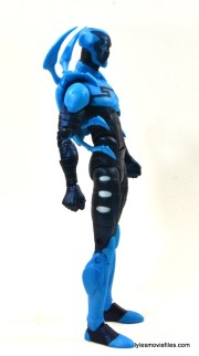 DC Icons Blue Beetle figure review -right side