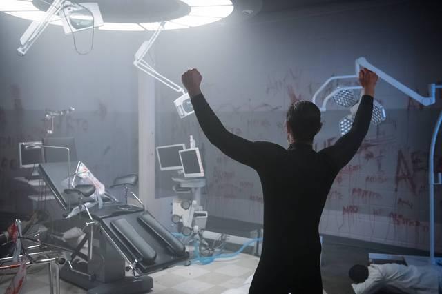 Gotham Azrael review -Theo Galavan