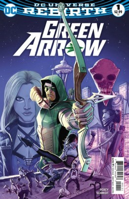 Green Arrow No. 1 review_cover_ds