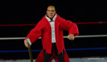 Hunter Hearst Helmsley WWE Network Spotlight figure -walking with cane