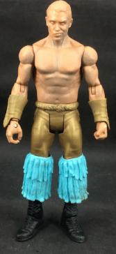 Mattel WWE prototype -Tyler Breeze