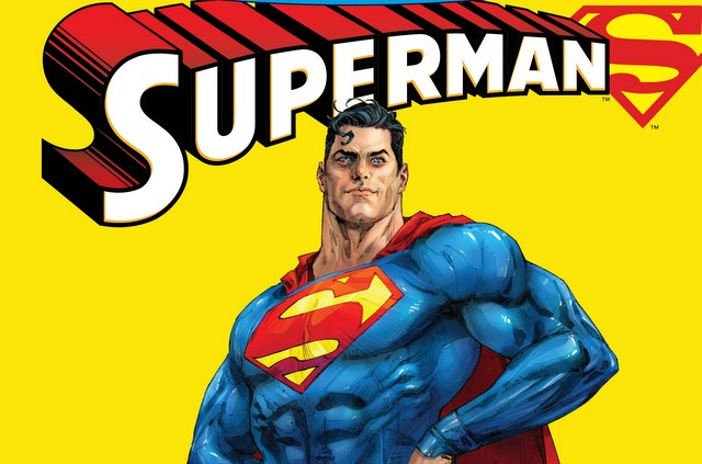 Superman No. 1 review variant cover