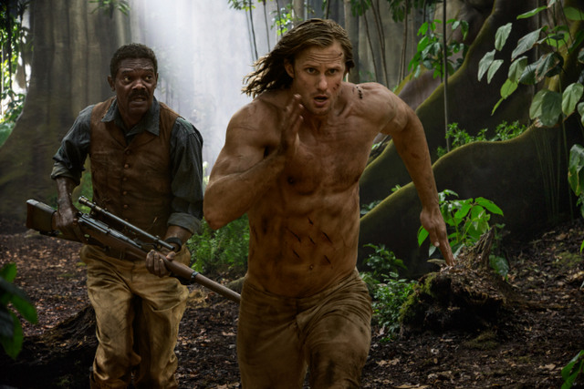 The-Legend-of-Tarzan-review-Samuel-L-Jackson-and-Alexander-Skarsgard