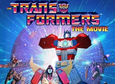 Transformers The Movie Blu Ray