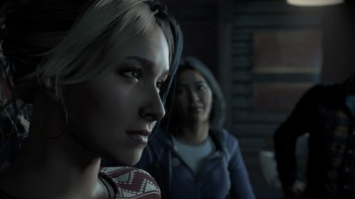 Until Dawn review - Samantha
