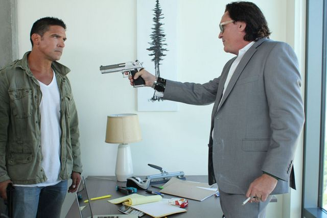 Vigilante Diaries review - Paul Sloan and Michael Madsen