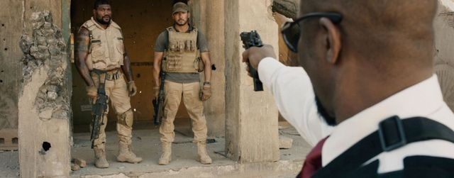 Vigilante Diaries review - Rampage Jackson, Paul Sloan and Michael Jai White